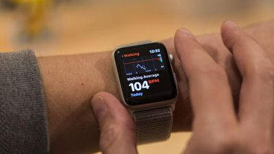 Nova patente mostra controles por movimento para o Apple Watch