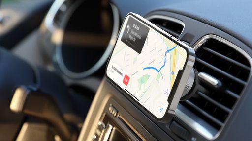 Belkin anuncia suporte veicular para iPhone 12 com MagSafe