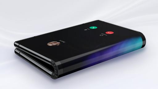 O primeiro smartphone dobrável do mundo é o FlexPai, da chinesa Rouyu