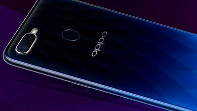 Oppo F9 é apresentado com 4 GB de RAM, notch em formato de gota e preço atraente