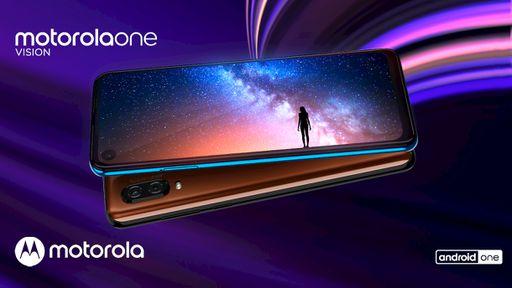 Motorola One Vision e One Action começam a receber atualização para o Android 10