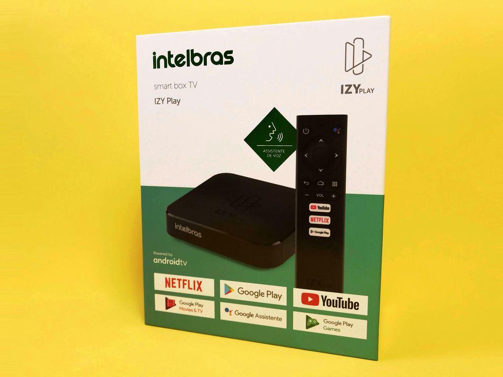 Izy Play, a TV box da Intelbras para competir com a Mi TV Stick e Fire Stick TV da Amazon