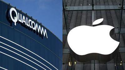 Qualcomm entra com mais um processo judicial contra a Apple