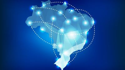 Brasil é o país com o maior crescimento de banda larga da América Latina