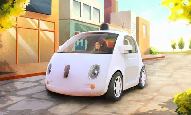google carro autônomo