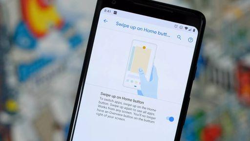 Google impõe seu sistema de navegação por gestos em Android de terceiros