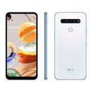 Smartphone LG K61 Branco [À VISTA]