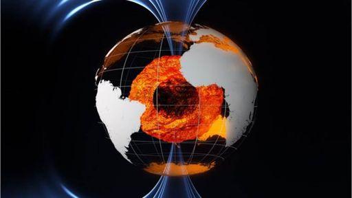 Campo magnético da Terra pode mudar 10x mais rápido do que sabíamos, diz estudo