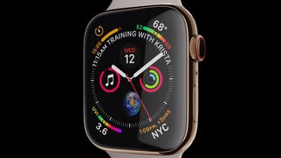 Atualização do Apple Watch Series 4 leva eletrocardiograma para mais países