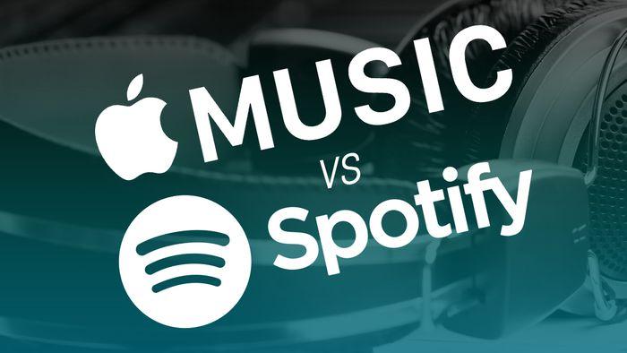 Comparativo: Apple Music vs Spotify