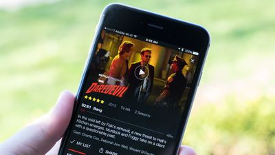 Novos iPhones e outros dispositivos da Apple ganham suporte ao HDR da Netflix