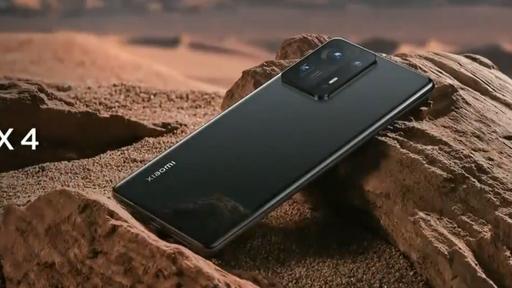 Xiaomi assume que Mi Mix 4 não é um celular para tirar selfies