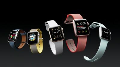 Apple apresenta a segunda geração do Apple Watch