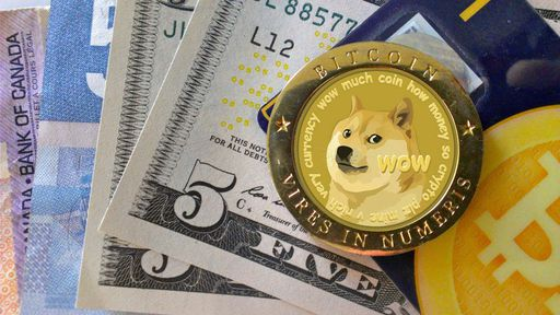 NFT do meme DOGE quase bate os US$ 550 milhões