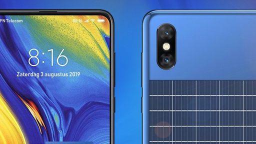 Xiaomi registra patente de celular com carregamento via energia solar