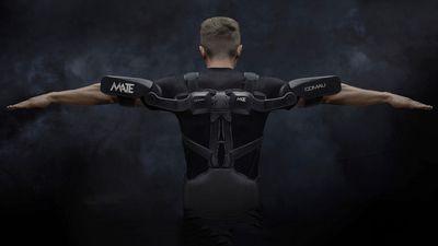 Exoesqueleto mecânico ajuda trabalhadores a carregar peso com segurança