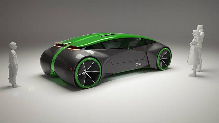 Zoox é a primeira empresa da Califórnia a testar carros autônomos com  passageiro f0bf1566befac