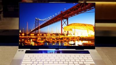 """Samsung vai lançar seu primeiro laptop 4K com 15.6"""" em OLED"""