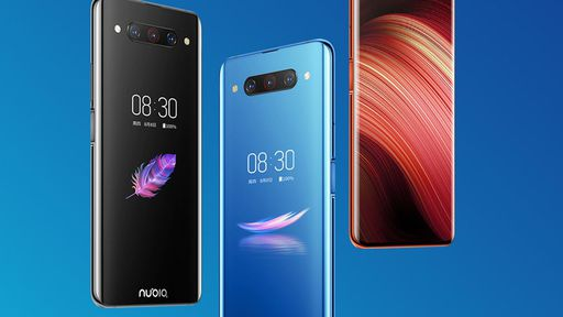 Nubia lança Z20, smartphone topo de linha com tela dupla e Snapdragon 855+