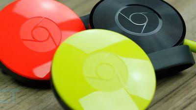 Amazon pode voltar a vender Chromecast e Apple TV