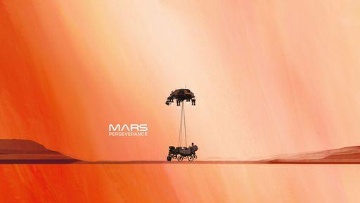 Perseverance: NASA pousa seu quinto rover em Marte e buscará por sinais de vida