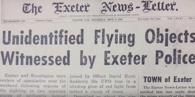 Incidente de Exeter