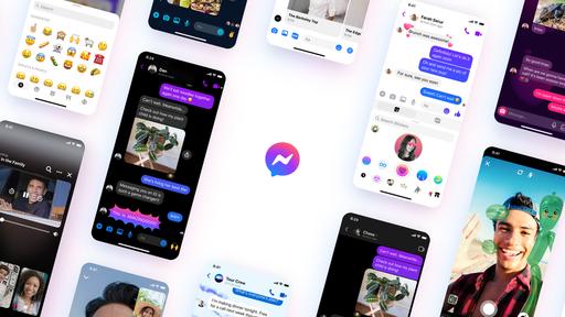 Facebook Messenger tem novo logo e prepara maior integração com Instagram