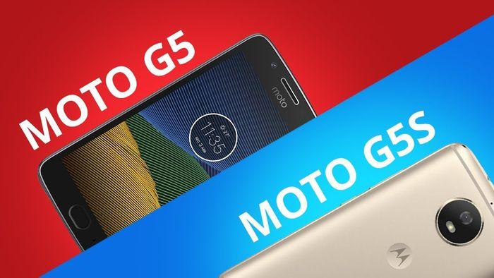 cac14a4bc Moto G5S vs Moto G5 [Comparativo] - Vídeos - Canaltech