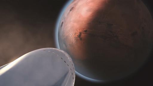 Elon Musk explica como pretende colonizar Marte
