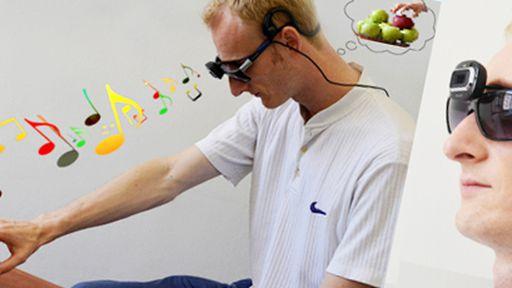 Dispositivo transforma cores em música para ajudar deficientes visuais