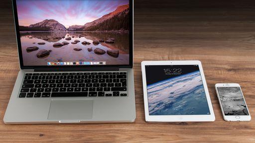 Como ativar a sincronização Wi-Fi do iPhone, iPad e MacBook