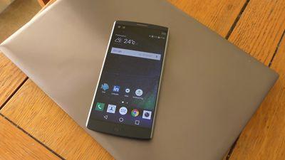 LG V20: imagens vazadas mostram corpo de metal e câmera traseira dupla