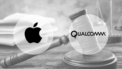 Acordo com a Apple concedeu à Qualcomm tudo o que ela exigiu durante o processo