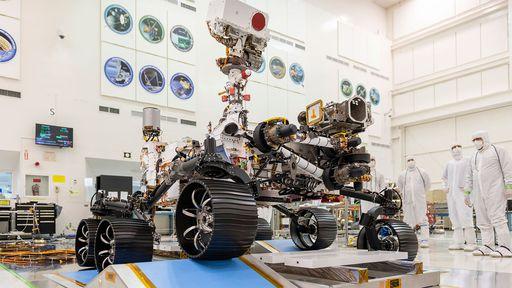Como as tecnologias do rover Perseverance ajudarão futuros astronautas em Marte