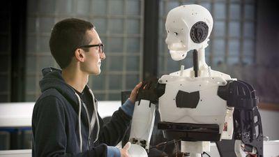 Na China, robô é contratado para apresentar programa de TV