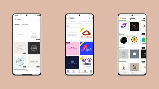5 melhores aplicativos para criar um logo