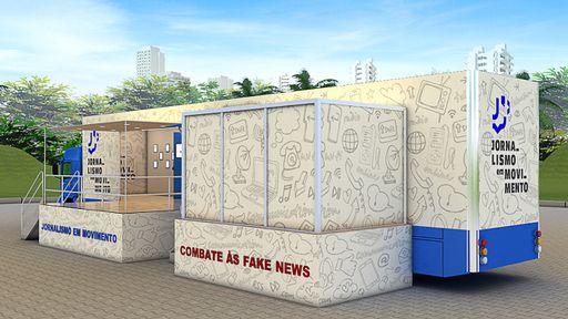 Canaltech vai participar de projeto itinerante de combate às Fake News