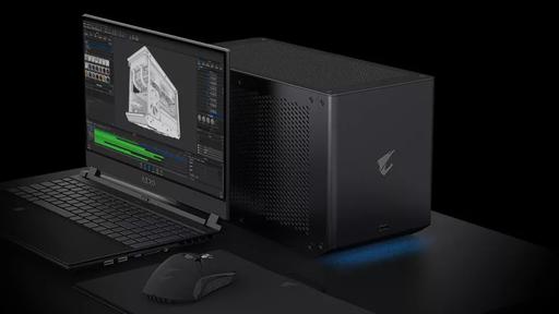 Gigabyte lança nova eGPU AORUS RTX 3080 Ti Gaming Box com resfriamento líquido