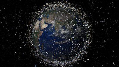 Astronave RemoveDebris pode ser esperança para limpeza de lixo espacial