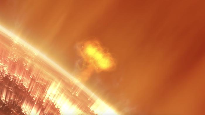 NASA seleciona nova missão para estudar origem e evolução de tempestades solares