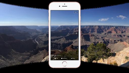 Aprenda como postar fotos em 360 graus no Facebook