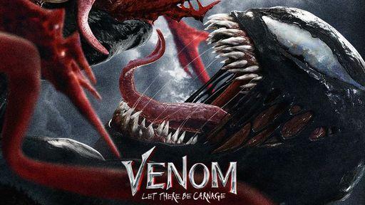 Novos pôsteres de Venom: Tempo de Carnificina têm simbiontes saindo no soco