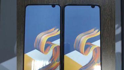 Asus Zenfone 6 aparece com um notch esquisito em foto vazada