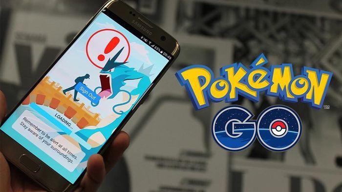 Repórter para transmissão ao vivo por causa de Pokémon GO