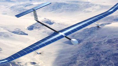 Aeronave movida a energia solar da Airbus quebra recorde de voo contínuo