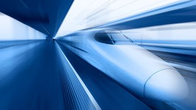China assina acordo para construção do seu primeiro trem hyperloop