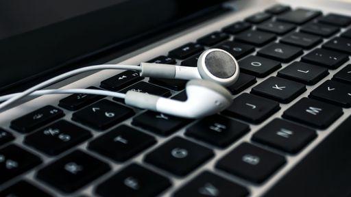 Como ajustar a fração da configuração do som do Mac
