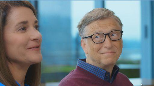 Fortuna de Bill Gates chega a US$ 90 bilhões
