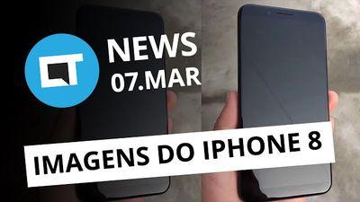 Moto G5 no Brasil, imagens do iPhone 8, vazamento do Wikileaks e + [CTNews]