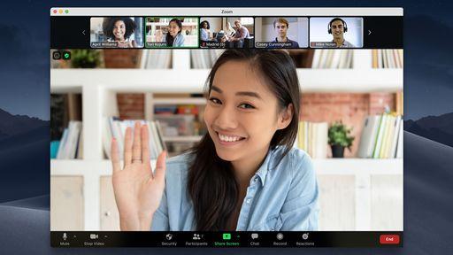Reuniões do Zoom terão resumo em vídeo gerado por Inteligência Artificial